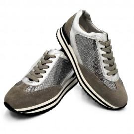 Ledersneaker LAS VEGAS