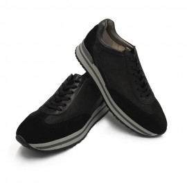 Ledersneaker LUGANO