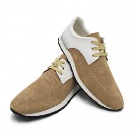 Ledersneaker  MOJAVE
